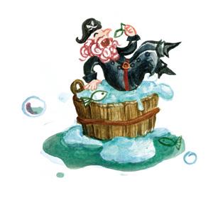 Pirat, Kapitän