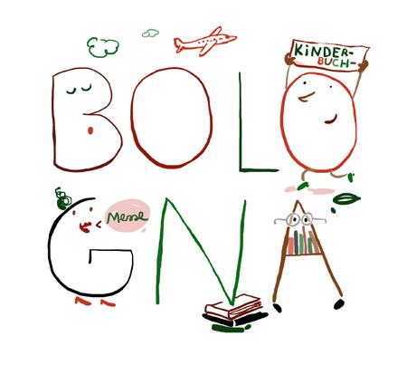 #Bologna #Kinderbuch #Kinderbuchmesse #bcbf16