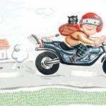 Ohrenbär, Omas fahren nicht Motorad