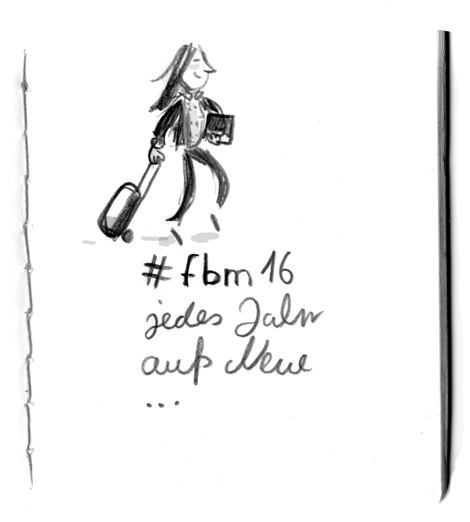 #fbm16, Frankfurter Buchmesse