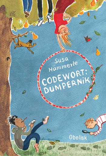 Codewort Dumpernik, Susa Hämmerle, Obelisk Verlag