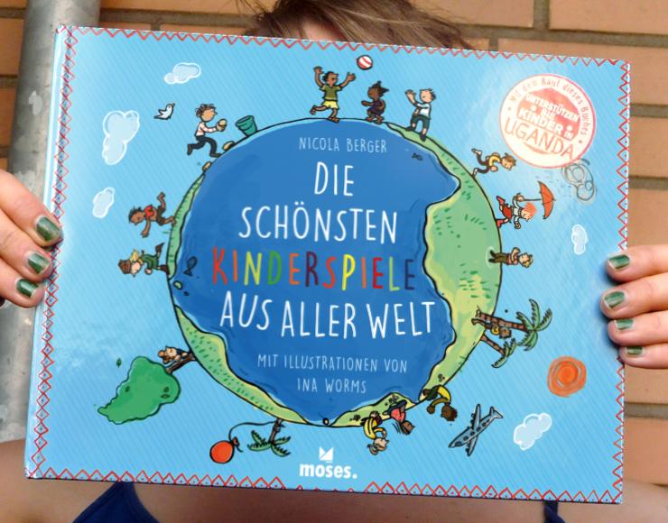 Die schönsten Kinderspiele aus aller Welt, Moses Verlag