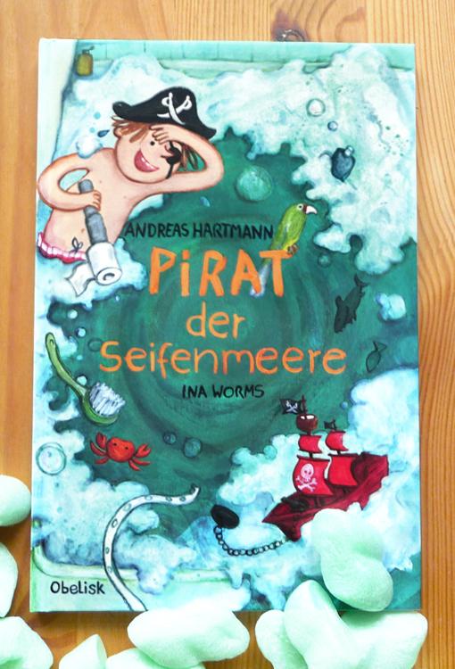 Pirat der Seifenmeere, Andreas Hartmann, Obelisk Verlag