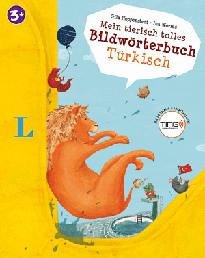 Mein tierisch tolles Bildwörterbuch Türkisch