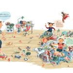 Aufräumen, Kinderzimmerchaos, Annette Betz, Ina Worms
