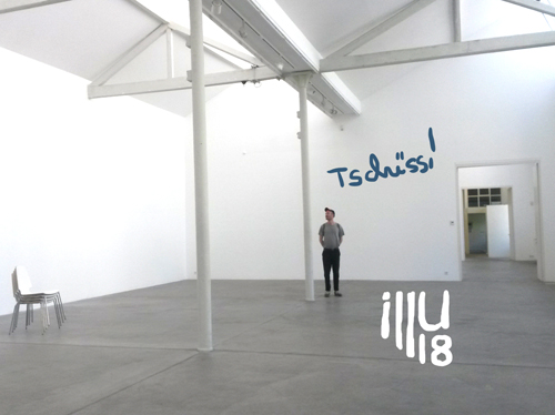 Tschüssi illu18, Michael Hornbachstiftung, Illustratoren Festival, Köln