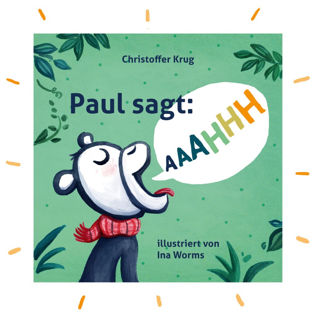 Paul sagt AAAhhh!
