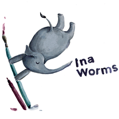 Ina Worms Illustration Köln